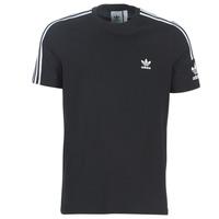 vaatteet Miehet Lyhythihainen t-paita adidas Originals ED6116 Black