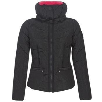 vaatteet Naiset Toppatakki Desigual BRISTOL Black