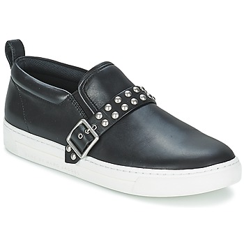kengät Naiset Tennarit Marc by Marc Jacobs CUTE KICKS KENMARE Black