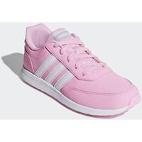 kengät Tytöt Matalavartiset tennarit adidas Originals VS Switch 2 K Vaaleanpunaiset