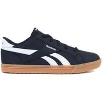 kengät Lapset Matalavartiset tennarit Reebok Sport Royal Complete 2 Valkoiset, Mustat