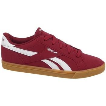 kengät Lapset Matalavartiset tennarit Reebok Sport Royal Complete 2 Valkoiset,Punainen