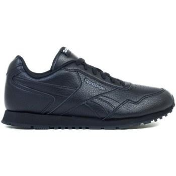 kengät Lapset Matalavartiset tennarit Reebok Sport Royal Glide Syn Mustat
