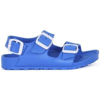 kengät Pojat Sandaalit Birkenstock Milano Kids Eva Vaaleansiniset