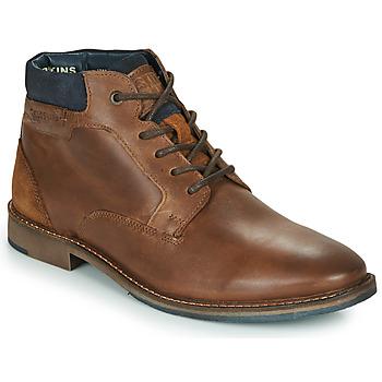 kengät Miehet Bootsit Redskins JAMILO Brown