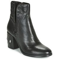 kengät Naiset Nilkkurit Mjus TWISTER METAL Black