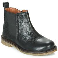 kengät Tytöt Bootsit Aster WAXOU Black