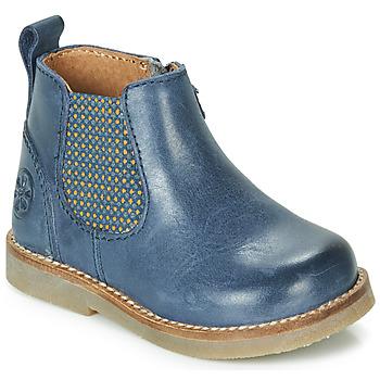 kengät Lapset Bootsit Aster STIC Blue
