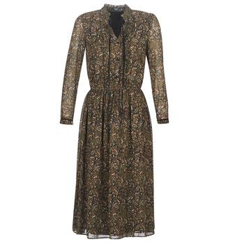 vaatteet Naiset Lyhyt mekko Deeluxe SELENA Black