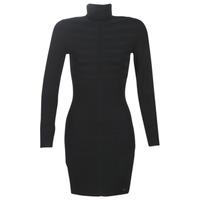 vaatteet Naiset Lyhyt mekko Morgan RMENTO Musta