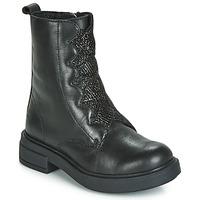 kengät Tytöt Bootsit Gioseppo ABENBERG Musta
