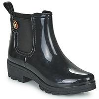 kengät Naiset Kumisaappaat Gioseppo 40840 Black