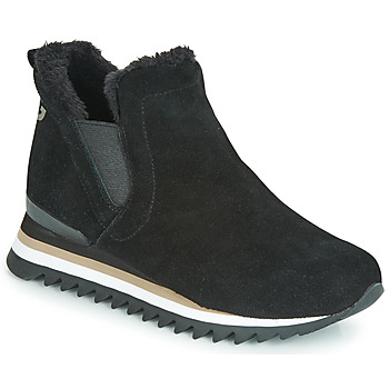 kengät Naiset Korkeavartiset tennarit Gioseppo ECKERO Black