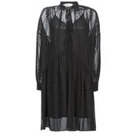 vaatteet Naiset Lyhyt mekko Replay W9525-000-83494-098 Black