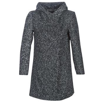 vaatteet Naiset Paksu takki Casual Attitude LOUA Grey / Black