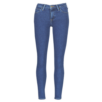 vaatteet Naiset Slim-farkut Lee SCARLETT STONE MILTONA Blue