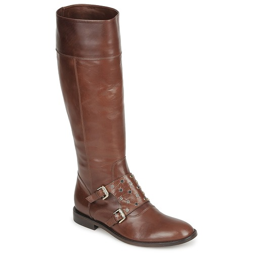 kengät Naiset Saappaat Etro QUERO Brown