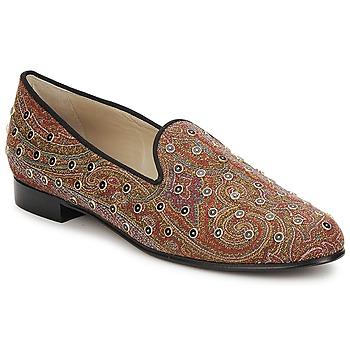 kengät Naiset Mokkasiinit Etro BORCHIE Brown