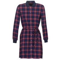 vaatteet Naiset Lyhyt mekko Marc O'Polo 907088121185-K33 Multicolour