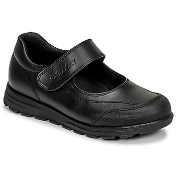 kengät Tytöt Balleriinat Pablosky 334310 Black