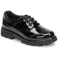 kengät Tytöt Derby-kengät Pablosky 335419 Black