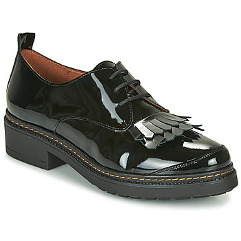 kengät Naiset Derby-kengät Fericelli LEONA Black