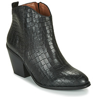 kengät Naiset Nilkkurit Fericelli LISA Black