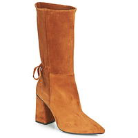 kengät Naiset Saappaat Fericelli LUCIANA Camel