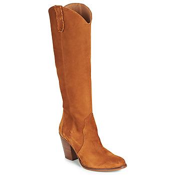 kengät Naiset Saappaat Fericelli LUNIPIOLLE Camel