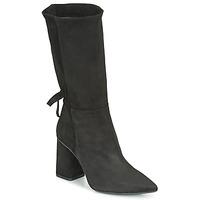 kengät Naiset Saappaat Fericelli LUCIANA Black