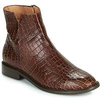 kengät Naiset Bootsit Fericelli LANAELLE Brown