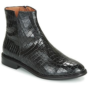 kengät Naiset Bootsit Fericelli LANAELLE Black