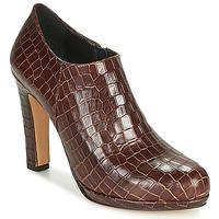 kengät Naiset Nilkkurit Fericelli OMBRETTA Brown