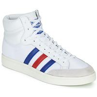 kengät Korkeavartiset tennarit adidas Originals AMERICANA HI White / Blue / Red