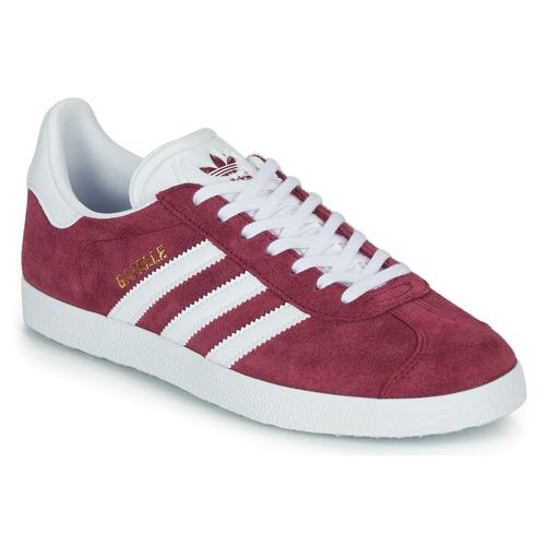 kengät Matalavartiset tennarit adidas Originals GAZELLE Bordeaux