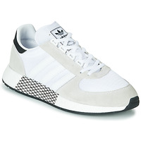 kengät Matalavartiset tennarit adidas Originals MARATHON TECH White