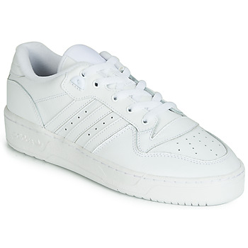 kengät Matalavartiset tennarit adidas Originals RIVALRY LOW White