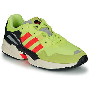 kengät Miehet Matalavartiset tennarit adidas Originals YUNG-96 Yellow