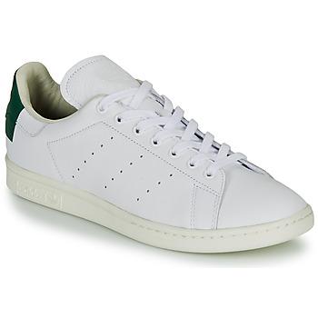 kengät Matalavartiset tennarit adidas Originals STAN SMITH Valkoinen / Vihreä