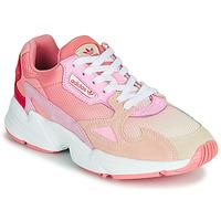 kengät Naiset Matalavartiset tennarit adidas Originals FALCON W Pink