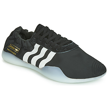 kengät Naiset Matalavartiset tennarit adidas Originals TAEKWONDO TEAM W Black