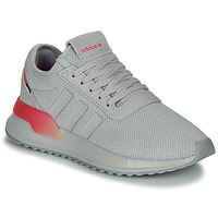 kengät Naiset Matalavartiset tennarit adidas Originals U_PATH X W Grey