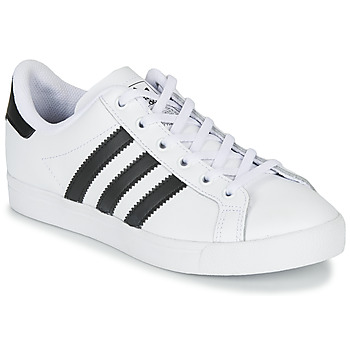kengät Lapset Matalavartiset tennarit adidas Originals COAST STAR J White