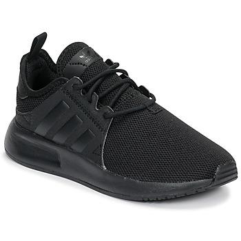kengät Pojat Matalavartiset tennarit adidas Originals X_PLR C Black