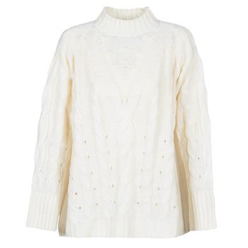 vaatteet Naiset Neulepusero Betty London LOYD Vaalea
