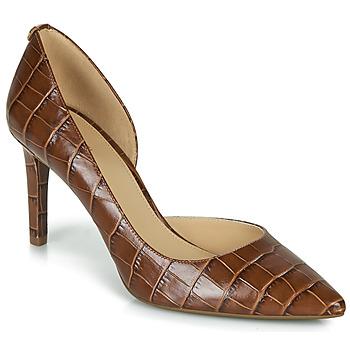 kengät Naiset Korkokengät MICHAEL Michael Kors DOROTHY FLEX D'ORSAY Brown