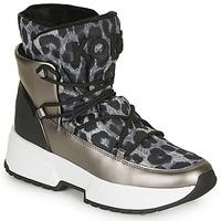 kengät Naiset Talvisaappaat MICHAEL Michael Kors CASSIA BOOTIE Leopardi