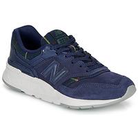 kengät Naiset Matalavartiset tennarit New Balance 997 Laivastonsininen