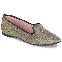 kengät Naiset Balleriinat Pretty Ballerinas FAYE Metallic / Tle dream musta