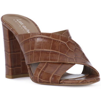 kengät Naiset Sandaalit Priv Lab CUOIO KAIMAN Marrone
